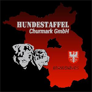 Hundestaffel Churmark Logo